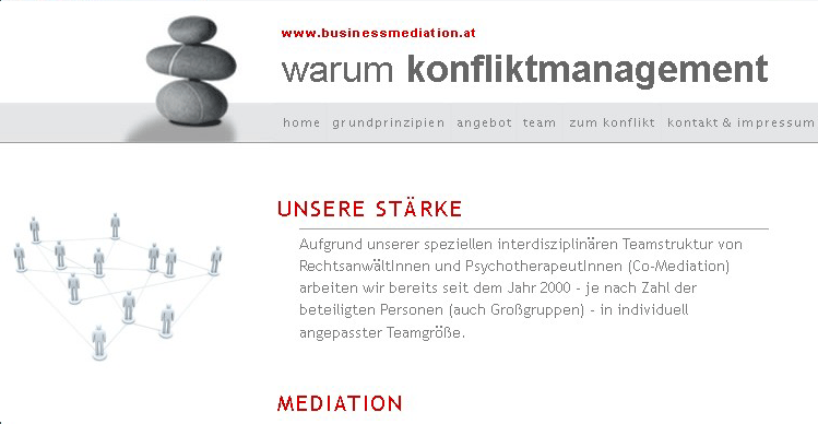 Businessmediation